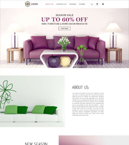 Landing page example 11
